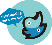 Relationship with the sea